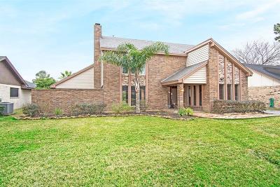 Pasadena Single Family Home For Sale: 3926 Salvador Street