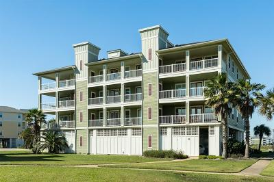Galveston Condo/Townhouse For Sale: 26441 Cat Tail Drive #301