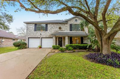 Friendswood Single Family Home For Sale: 1813 Coronado Street