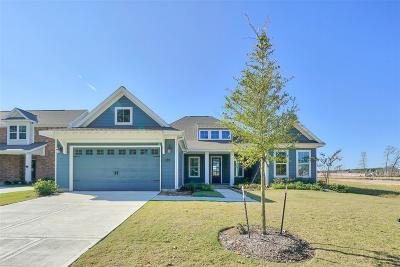 Conroe Single Family Home For Sale: 2106 Rope Maker Road