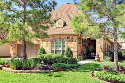 The Woodlands TX Single Family Home For Sale: $450,000