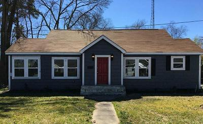 Liberty Single Family Home For Sale: 2410 Centennial Street