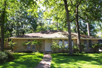Kingwood Single Family Home For Sale: 2010 Round Spring Drive