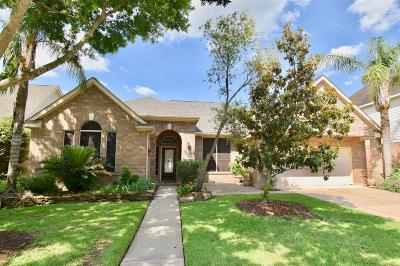 Katy Single Family Home For Sale: 23734 Indian Hills Way