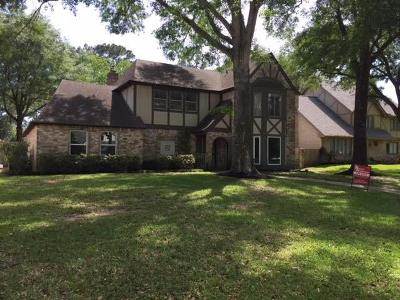 Houston Single Family Home For Sale: 10715 NW Laneview Drive NW