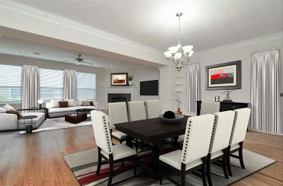 Houston Single Family Home For Sale: 3410 Skyline Village Drive