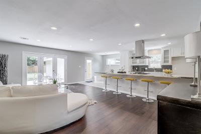 Houston Single Family Home For Sale: 5503 Ettrick Drive