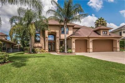 Seabrook Single Family Home For Sale: 3017 Sea Channel Drive