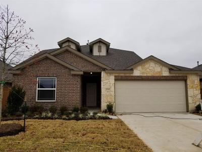 Balmoral Single Family Home For Sale: 12343 Breckenwood Mills Drive