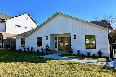 Houston Single Family Home For Sale: 1731 Nina Lee Lane
