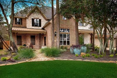 The Woodlands Single Family Home For Sale: 27 N Bantam Woods Circle