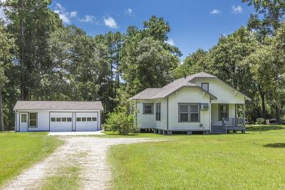 Single Family Home For Sale: 133 Hughes Lane