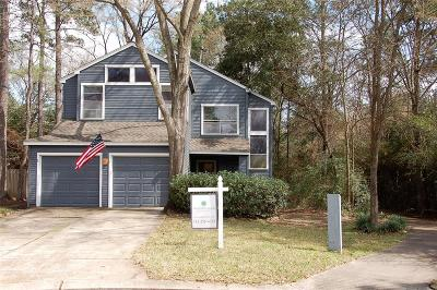The Woodlands Single Family Home For Sale: 2 Breezy Point Place