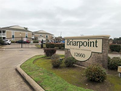 Houston Condo/Townhouse For Sale: 12660 Ashford Point Drive #408