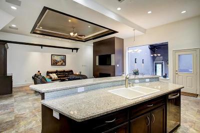 Houston Single Family Home For Sale: 1210 Parkerhaven Court
