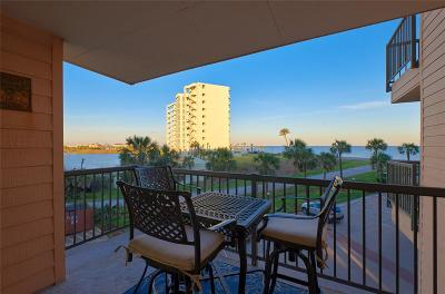 Galveston Condo/Townhouse For Sale: 9520 Seawall Boulevard #218