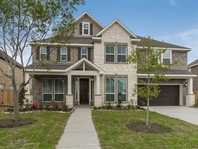 Pearland Single Family Home For Sale: 7425 Woodward Springs Drive