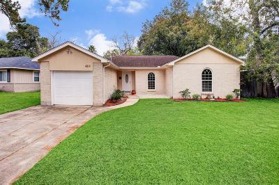 Oak Forest Single Family Home For Sale: 4814 Blanton Boulevard