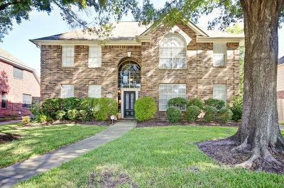League City Single Family Home For Sale: 2104 Fairbay Circle