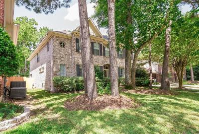 Kingwood Single Family Home For Sale: 3411 Forest Row Drive