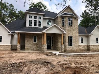 Waller Single Family Home For Sale: 17461 W Terrace Oaks Drive