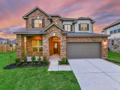 Single Family Home For Sale: 3311 Havenwood Chase
