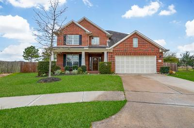 Richmond Single Family Home For Sale: 26011 Pagemill Lane