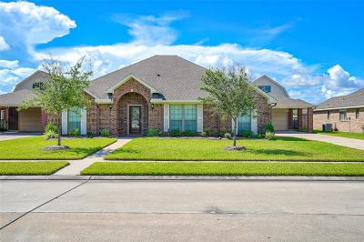 Manvel Single Family Home For Sale: 6514 Sam Rayburn Drive