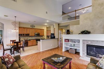 Manvel Single Family Home For Sale: 2607 S Breeze Drive