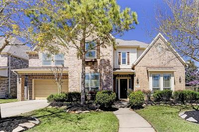 Katy Single Family Home For Sale: 25402 Oakton Springs Drive