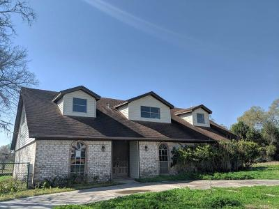 Dickinson Single Family Home For Sale: 203 Old Bayou Drive