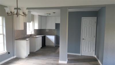 Texas City Single Family Home For Sale: 1402 N 22nd Street Street N