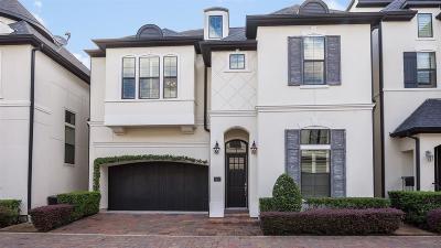 Houston Single Family Home For Sale: 7827 Bobbitt Heights Lane