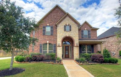 Fulshear Single Family Home For Sale: 6214 S Saddle Creek Lane