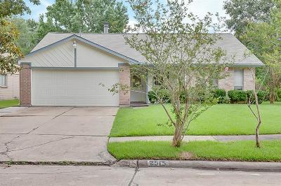 Stafford, Stafford Texas Single Family Home For Sale: 2515 Maple Tree Court