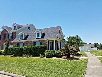 Katy Single Family Home For Sale: 20839 Settlers Lake Circle N