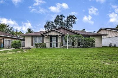 Houston Single Family Home For Sale: 5814 Newquay Street