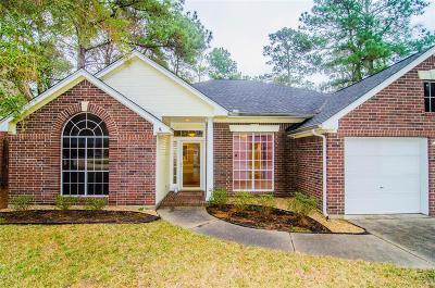 Single Family Home For Sale: 10 E Torch Pine Circle