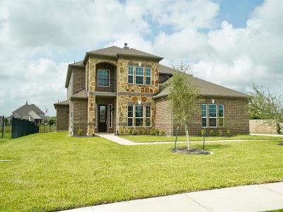 Rosharon Single Family Home For Sale: 2719 Topaz Cove Lane