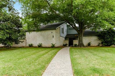 Sugar Land Single Family Home For Sale: 17 Wellington Drive