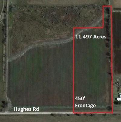 Fort Bend County Country Home/Acreage For Sale: 00000 Hughes Road