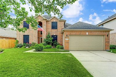 Galveston County, Harris County Single Family Home For Sale: 19223 Royal Isle Drive
