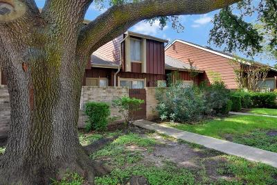 Houston Condo/Townhouse For Sale: 12668 Newbrook Drive