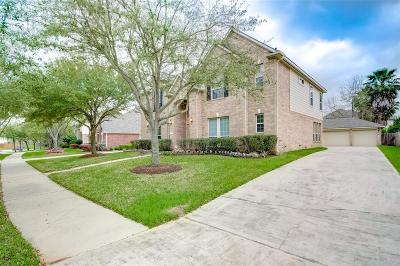 Sugar Land Single Family Home For Sale: 5214 Emerald Trace Ct S