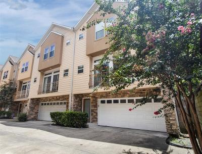 Midtown Condo/Townhouse For Sale: 3507 Mosley Court #J