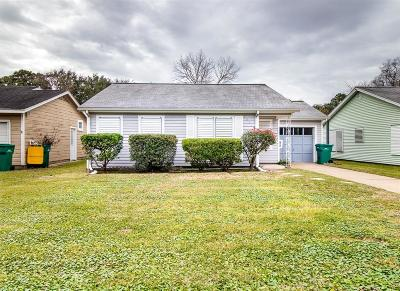 La Marque Single Family Home For Sale: 1011 Plum Street