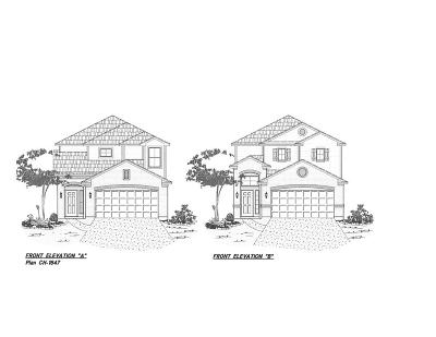 Dickinson Single Family Home For Sale: 4102 W Bayou Maison