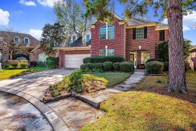 Humble Single Family Home For Sale: 7406 Oakland Wood Court