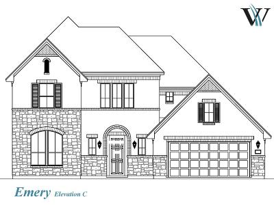 Willis Single Family Home Pending: 307 Stone Pillar Court
