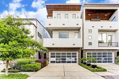 Houston Single Family Home For Sale: 2619 Newman Street